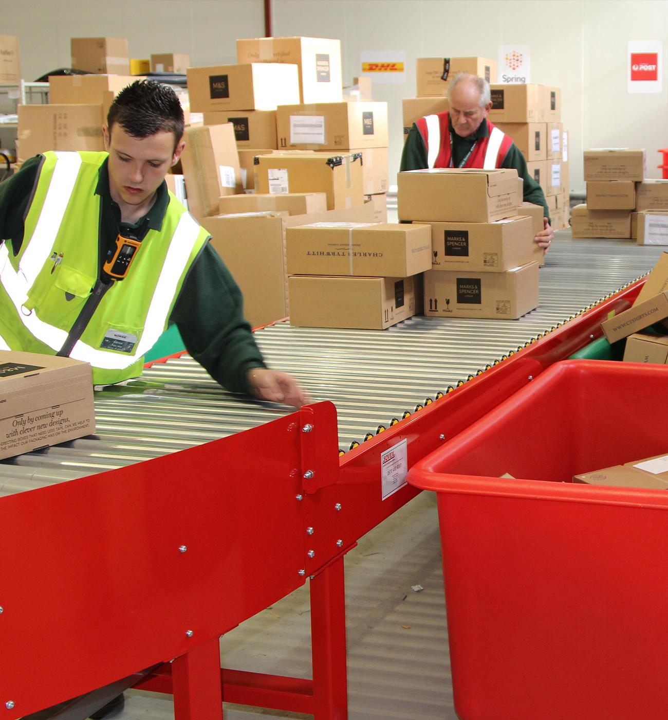 Warehousing - Norsk Global - Delivering the World