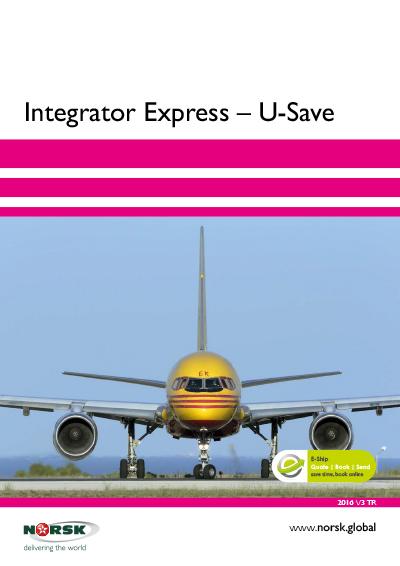 Integrator Express - U-Save