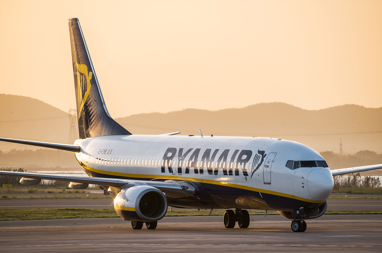East Midlands Airport (EMA) - Ryanair